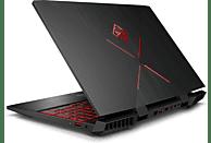 HP OMEN 15-dc1311ng, Gaming Notebook mit 15.6 Zoll Display, Core™ i5 Prozessor, 16 GB RAM, 512 GB SSD, GeForce GTX 1660 Ti, Schwarz