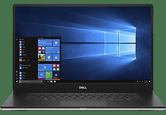 DELL XPS 7590, Notebook mit 15,6 Zoll Display, Core™ i5 Prozessor, 8 GB RAM, 512 GB SSD, NVIDIA GeForce GTX 1650, Schwarz, Silber