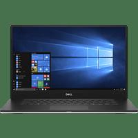 DELL XPS 7590, Notebook mit 15.6 Zoll Display, 9th gen Intel® Core™ i7 Prozessor, 16 GB RAM, 1 TB SSD, NVIDIA GeForce GTX 1650, Schwarz, Silber