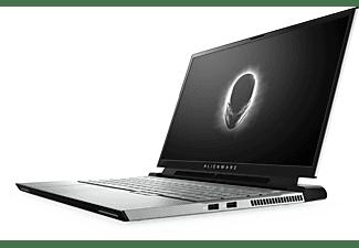 DELL Alienware m17 R2, Gaming Notebook mit 17,3 Zoll Display, Intel® Core™ i7 Prozessor, 16 GB RAM, 512 GB SSD, 512 GB SSD, GeForce RTX 2070 Max-Q, Schwarz, Weiß