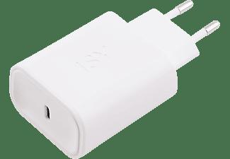 ISY IWC-1800 USB-C PD 18 Watt Schnellladegerät Universal 18 Watt, weiß