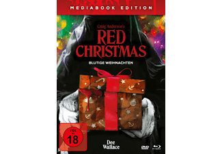 RED CHRISTMAS - BLUTIGE WEIHNACHTEN MEDIABOOK Blu-ray + DVD