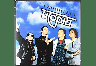 Utopia - A DIFFERENT (BLACK FR)  - (Vinyl)