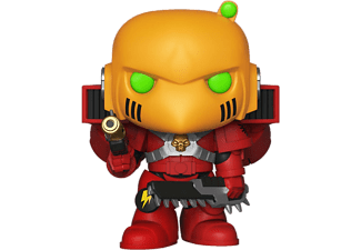 FUNKO POP! Games: Warhammer 40.000 - Blood Angels Assault Marine - Vinylfigur (Mehrfarbig)