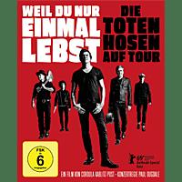 Weil du nur einmal lebst – Die Toten Hosen auf Tour [Blu-ray]
