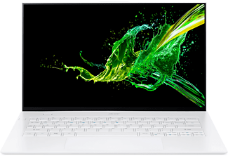 "ACER Swift-7/SF714-52T/ 14""/ i5-8200/ 8GB/ 256 SSD/ IHD/ Touch FHD/ Win 10 Laptop Beyaz"