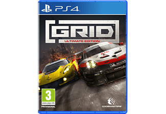 Grid Ultimate Edition NL/FR PS4
