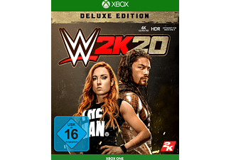WWE 2K20 - Deluxe Edition - [Xbox One]