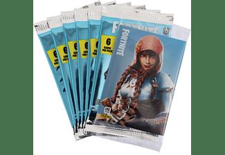Fortnite Mega Collectors Tin Dose mit 6 Booster + 1 Epic Card