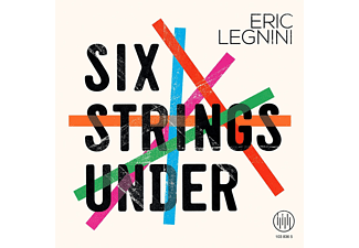 Eric Legnini - six strings under  - (Vinyl)