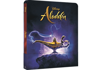 Aladdin (Acción Real) (Ed. Steelbook) - Blu-ray