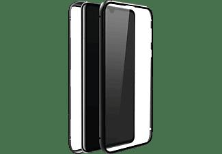 BLACK ROCK 360° Glass Ultradünn, Full Cover, Huawei, P30, Schwarz