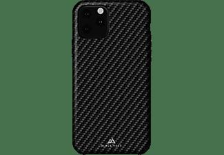 BLACK ROCK Flex Carbon, Backcover, Apple, iPhone 11 Pro, Schwarz