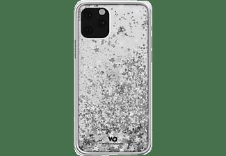 WHITE DIAMONDS Sparkle, Backcover, Apple, iPhone 11 Pro, Silber