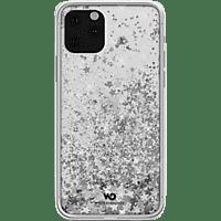 WHITE DIAMONDS Sparkle , Backcover, Apple, iPhone 11, Kunststoff, Silber