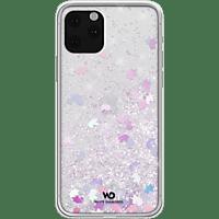 WHITE DIAMONDS Sparkle , Backcover, Apple, iPhone 11, Kunststoff, Mehrfarbig