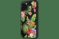 WHITE DIAMONDS Jungle, Backcover, Apple, iPhone 11 Pro Max, Blumenmotiv