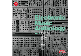VARIOUS - Electronic Music Anthology 02  - (Vinyl)