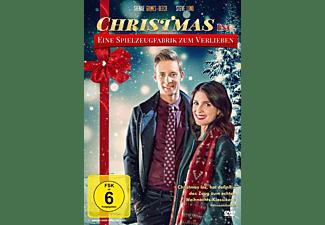 Christmas Inc. - Eine Spielzeugfabrik zum Verlieben DVD