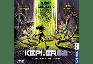 - Kepler62: Der Countdown (2)  - (CD)