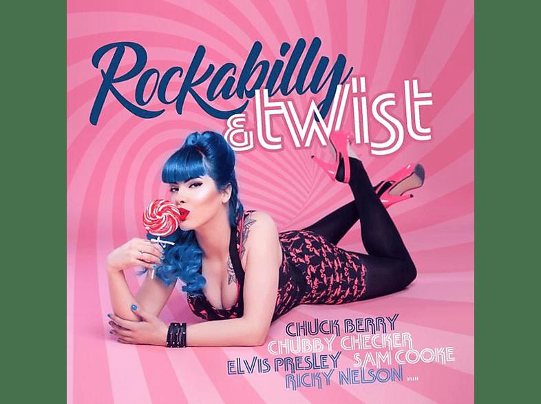 VARIOUS - Rockabilly & Twist [Vinyl]