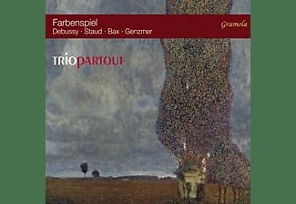 Trio Partout/Flöte/Viola/Harfe - Farbenspiel  - (CD)