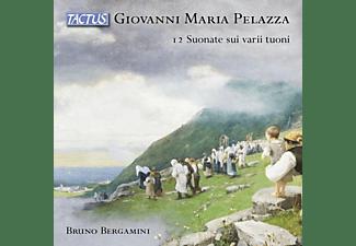 Bruno Bergamini - 12 Suonate sui varii tuoni  - (CD)