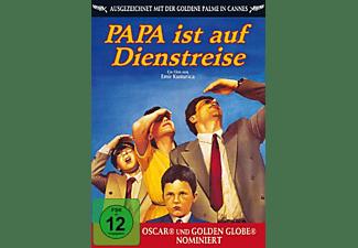 Papa ist auf Dienstreise DVD
