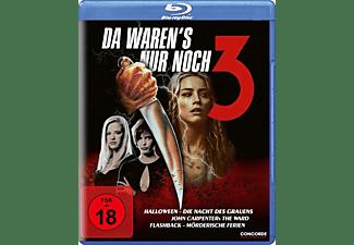 Da waren's nur noch 3 Box Blu-ray