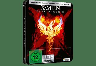 X-Men: Dark Phoenix (Limited Steelbook) 4K Ultra HD Blu-ray + Blu-ray