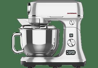 GASTROBACK 40977 Design Küchenmaschine Advanced Digital Küchenmaschine Silber (Rührschüsselkapazität: 5 Liter, 600 Watt)
