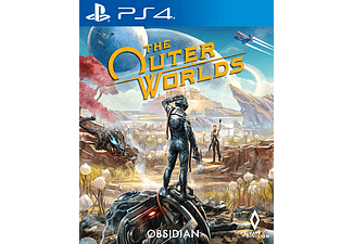 The Outer Worlds FR/NL PS4