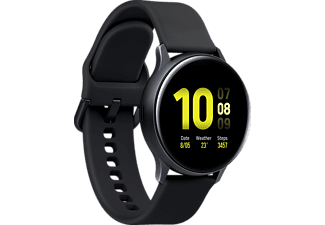 SAMSUNG Galaxy Watch Active 2 BT Aluminum 40mm Schwarz