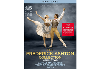 Royal Ballet - The Frederick Ashton Collection  - (DVD)