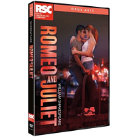 Royal Shakespeare Company Erica Why - Romeo and Juliet [DVD]