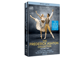 Royal Ballet - The Frederick Ashton Collection  - (Blu-ray)