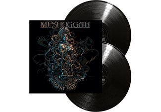 Meshuggah - Violent Sleep Of Reason (Vinyl LP (nagylemez))