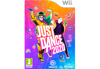 Just Dance 2020 FR/NL Wii