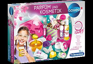 GALILEO Parfüm & Kosmetik Experimentierkasten, Mehrfarbig