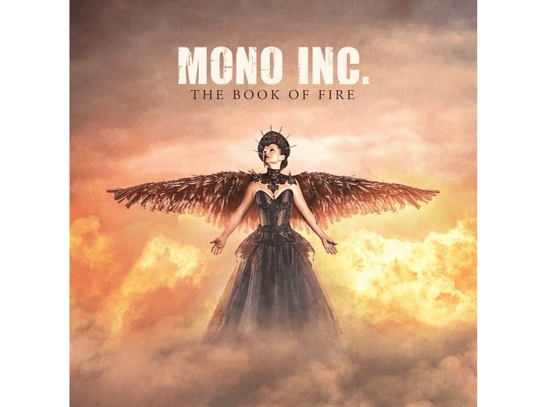 Mono Inc. - The Book Of Fire [CD]