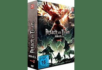 Attack on Titan – 2. Staffel DVD