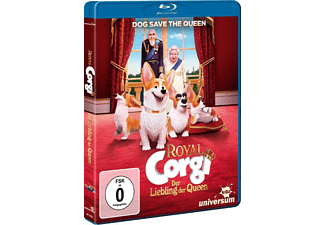Royal Corgi-Der Liebling der Queen BD Blu-ray