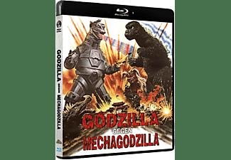 Godzilla against Mechagodzilla Blu-ray