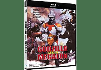 Godzilla gegen Megalon (a.k.a. King Kong - Dämonen aus dem Weltall) Blu-ray