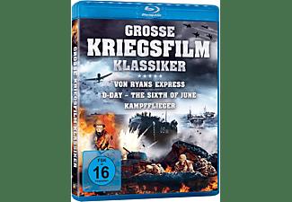Große Kriegsfilm-Klassiker Blu-ray