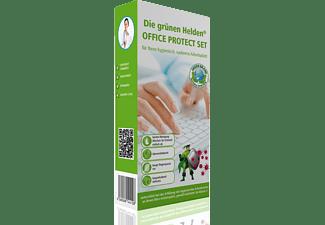 NANOPOOL Die grünen Helden Office protect Set Reinigungsset Mehrfarbig
