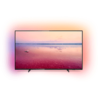 PHILIPS 50PUS6704/12 LED TV (Flat, 50 Zoll/126 cm, UHD 4K, SMART TV, Ambilight, Saphi)