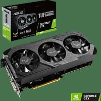 ASUS GeForce® GTX 1660 TUF Gaming Advanced 6GB (90YV0D16-M0NA00) (NVIDIA, Gaming-Grafikkarte)