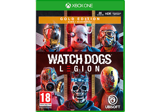 Watch Dogs Legion Gold Edition FR/NL Xbox One