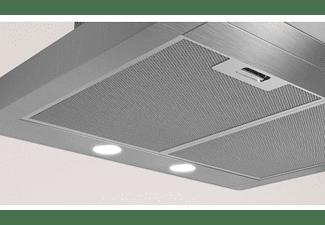 Campana - Balay 3BC065MX, Decorativa, 3 niveles de extracción, 525 m³/h, 69 dB, 60 cm, C, Inox